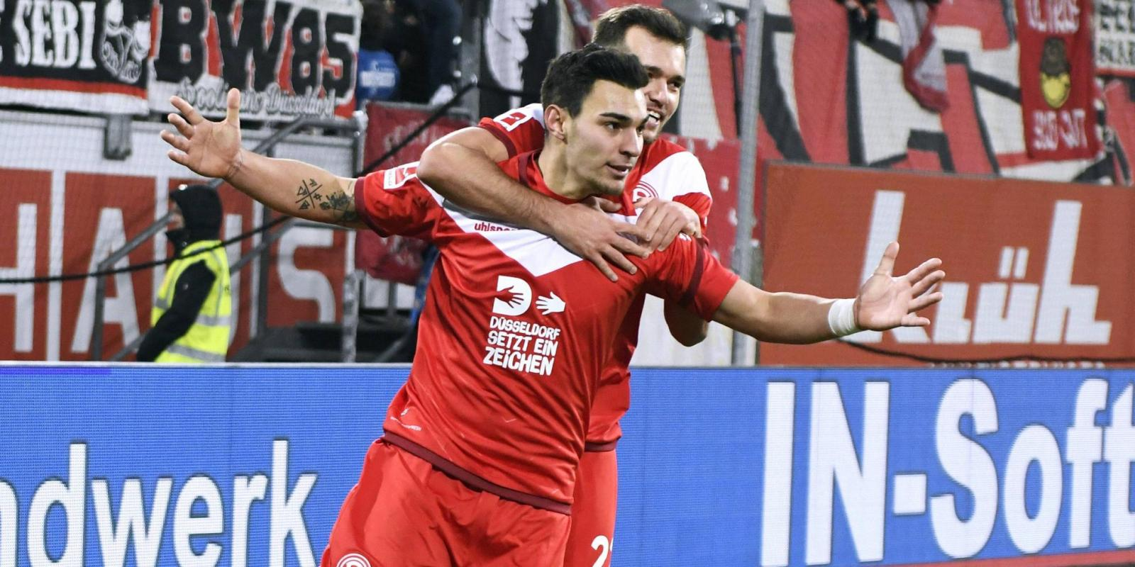 Kaan Ayhan von Fortuna Düsseldorf