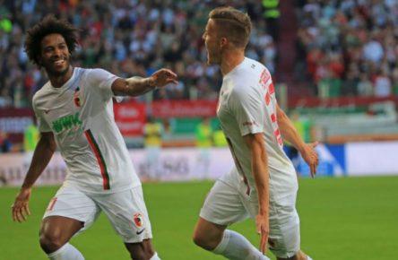 Finnbogason oder nichts? Auch beim FC Augsburg gibt´s Comuniopotenzial.