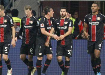 Zu selten wird in dieser Saison in Leverkusen gejubelt