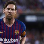 Die internationale Comunio-Elf der Hinrunde 2018/19: Messi hat schon die 200