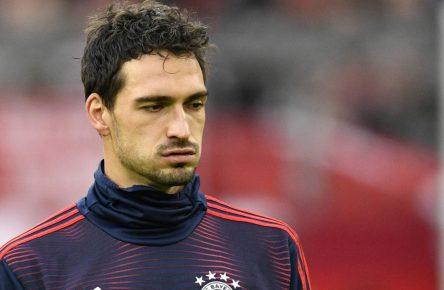 Mats Hummels ist nur noch Innenverteidiger Nummer drei beim FC Bayern München