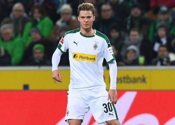 Nico Elvedi von Borussia Mönchengladbach