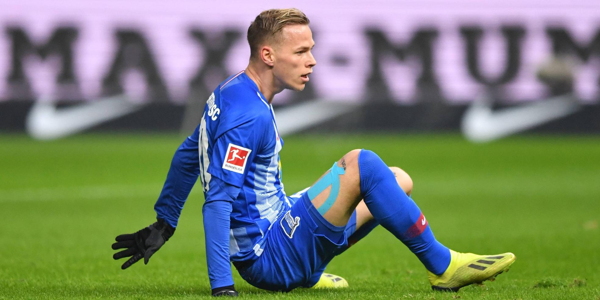 Ondrej Duda von Hertha BSC