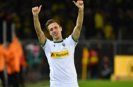 Patrick Herrmann von Borussia Mönchengladbach