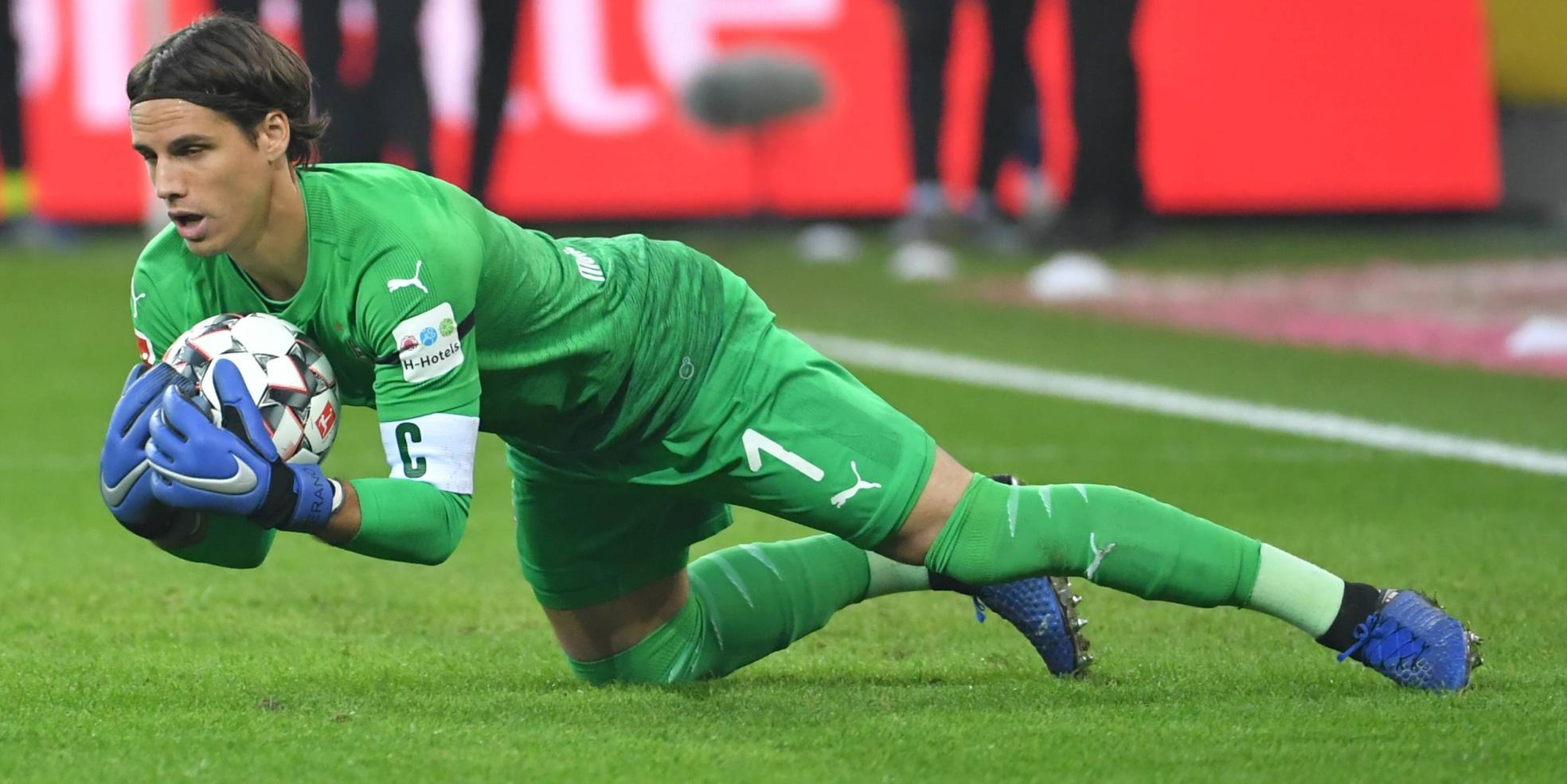 Yann Sommer von Borussia Mönchengladbach