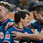 Fortuna Düsseldorf – wer lohnt bei der Mannschaft der Stunde?