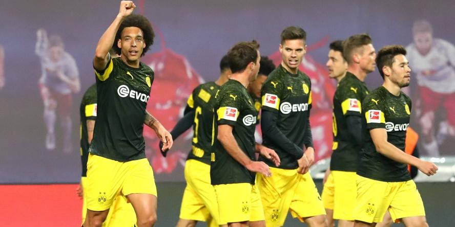 Der BVB gewann zum Rückrundenauftakt mit 1:0 gegen RB Leipzig.