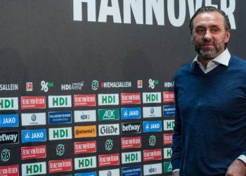 Thomas Doll ist neuer Trainer von Hannover 96.