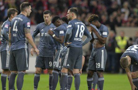 Rückrundenvorschau: Der FC Bayern liegt nach der Hinrunde sechs Punkte hinter dem BVB.