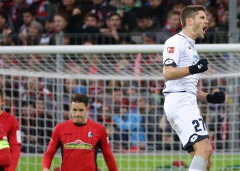 Andrej Kramaric trifft gegen Freiburg