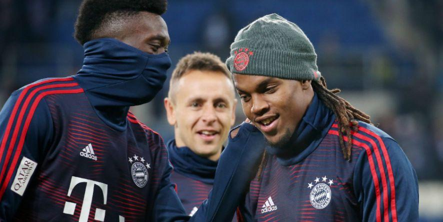 Ist für Renato Sanches bald Schluss mit lustig bei den Bayern?