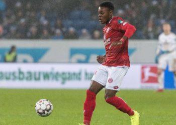 Mischt bald wieder voll mit: Mainz 05-Sechser Ridle Baku
