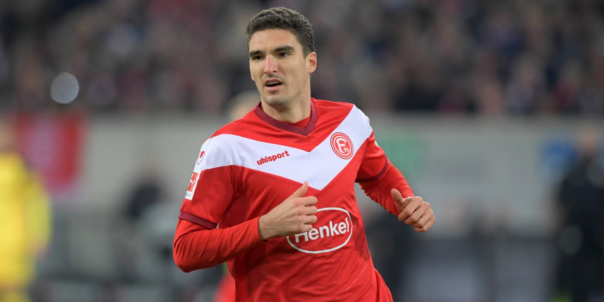 Marcin Kaminski von Fortuna Düsseldorf
