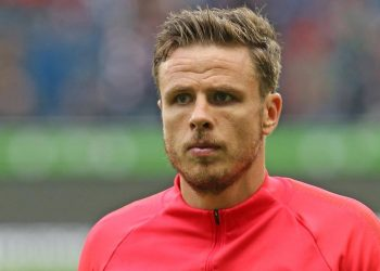 Nicolai Müller von Hannover 96