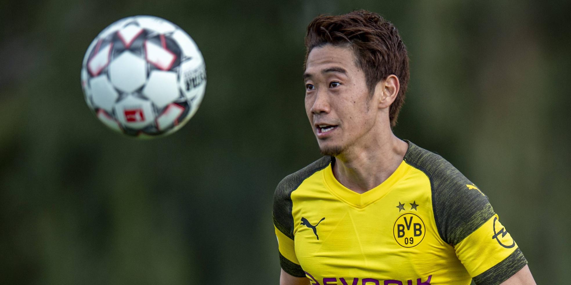 Shinji Kagawa von Borussia Dortmund