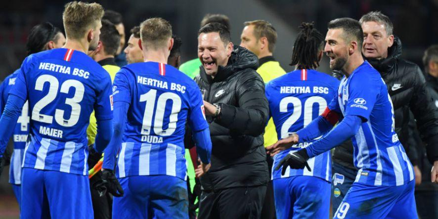 Startet Hertha BSC wieder eine Serie?