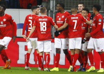 Bei Mainz 05 läuft es überaus zufriedenstellend.