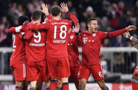 Der FC Bayern kann heute auf zwei Punkte an den BVB heranrücken.