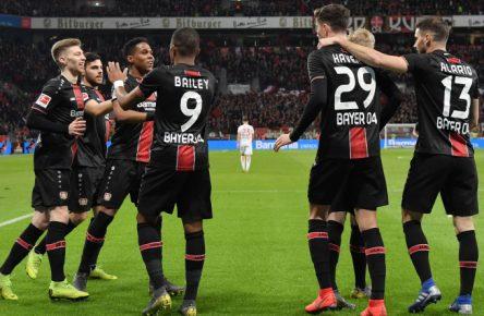 Bayer 04 Leverkusen feierte zuletzt vier Siege in Folge.