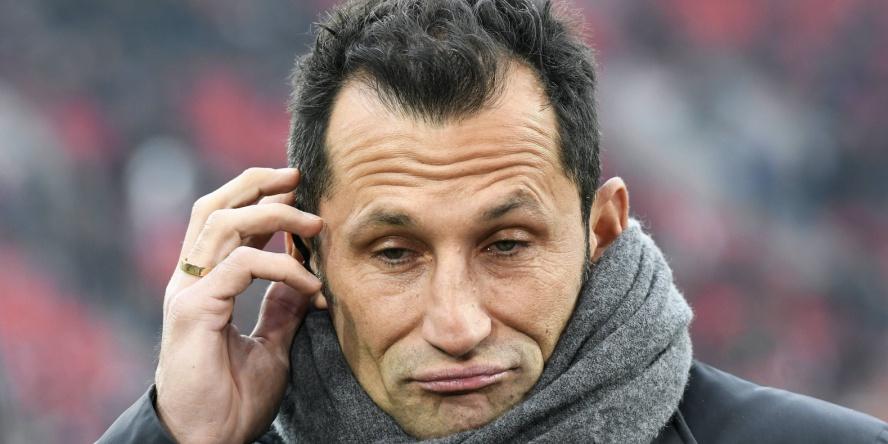 Hasan Salihamidzic konnte für den FC Bayern keinen Wintertransfer tätigen.