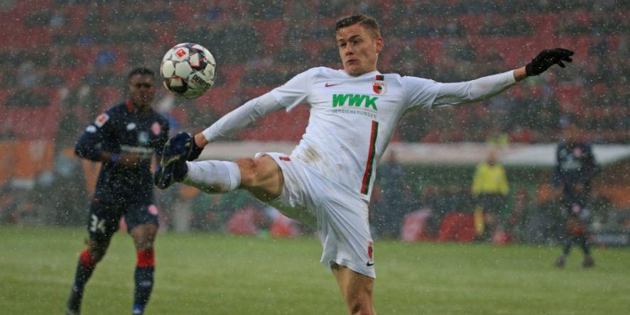 Dritter Dreierpack seiner Bundesligakarriere: Alfred Finnbogason
