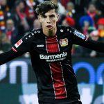 Die formstärksten Mittelfeldspieler: Kai Havertz geht voran