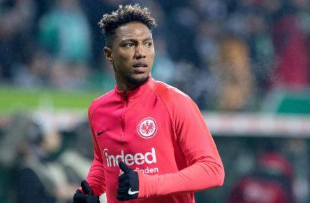 Jonathan de Guzman von Eintracht Frankfurt