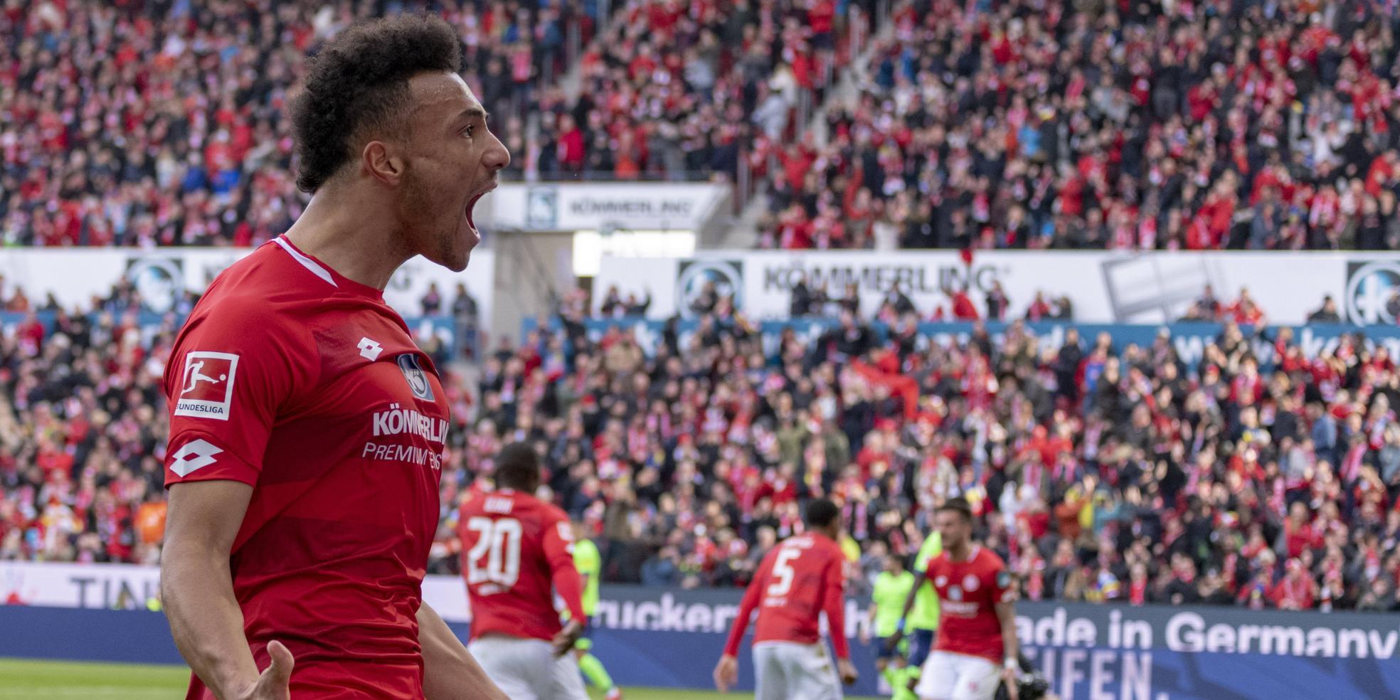 Karim Onisiwo vom FSV Mainz 05