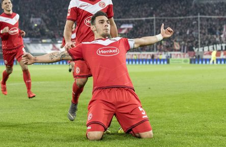 Kevin Stöger, Fortuna Düsseldorf