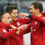 Comstats zum Spieltag: Bayern an der Spitze, Lewandowski auf dem Thron!