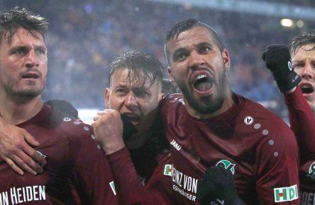 Hannover 96 Weydandt Jonathas Bundesliga Comunio Blog Manager I