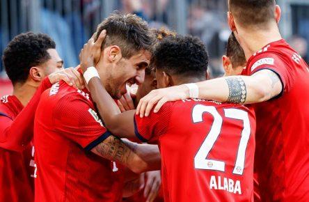 Javi Martinez David Alaba Bayern München Bundesliga Comunio Manager Blog Cropped