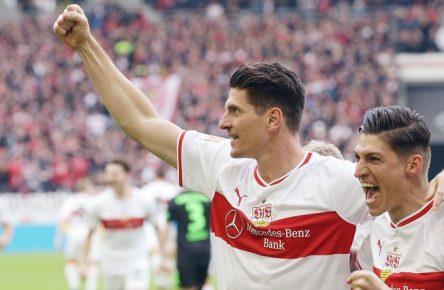 VfB Stuttgart Mario Gomez Steven Zuber Kaufempfehlung Comunio Bundesliga Manager Cropped