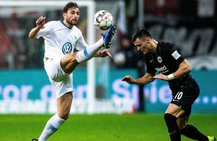 Wolfsburg Frankfurt Mehmedi Kostic Comunio Blog Bundesliga Manager Cropped