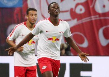 Amadou Haidara von RB Leipzig