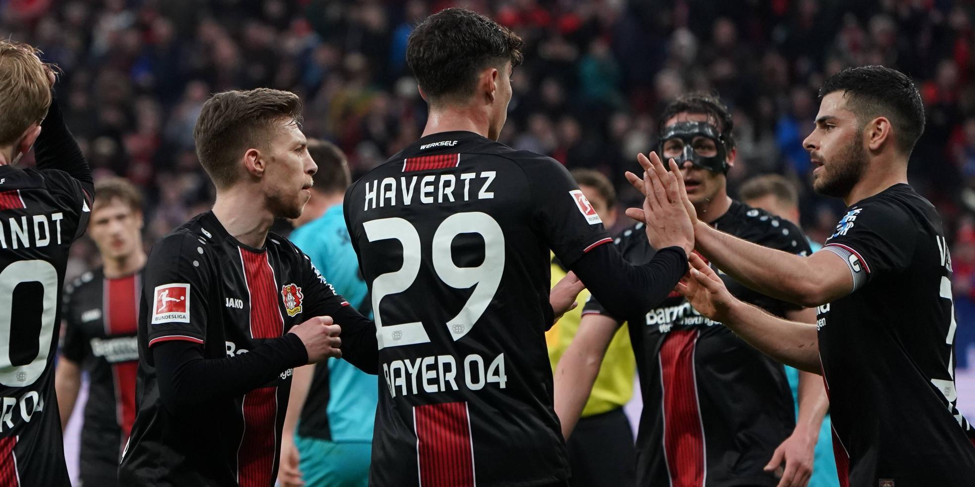 Bayer 04 Leverkusen - Havertz, Volland & Co.