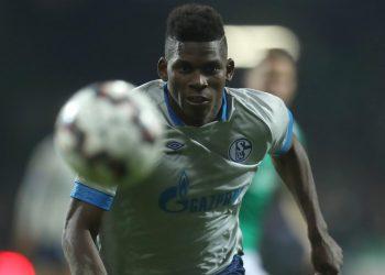 Breel Embolo von Schalke 04