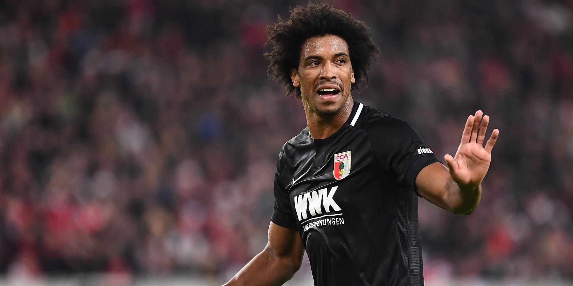Caiuby vom FC Augsburg