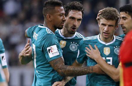 Müller, Hummel, Boateng