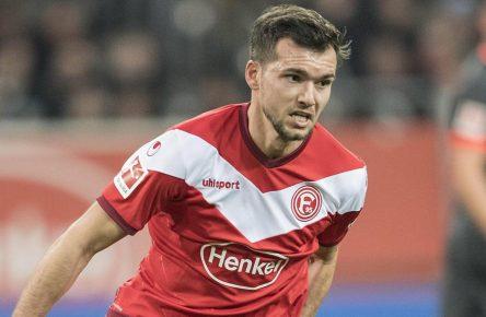 Kevin Stöger von Fortuna Düsseldorf