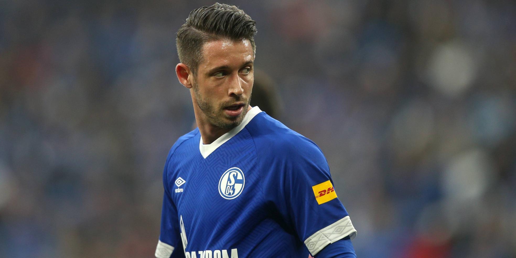 Mark Uth von Schalke 04