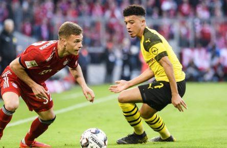 Joshua Kimmich Jadon Sancho Dortmund Bayern Bundesliga Meister Comunio Manager