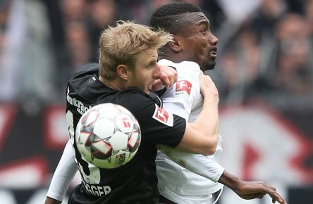 Martin Hinteregger Salomon Kalou Eintracht Frankfurt Hertha BSC Abwehr Empfehlung Comunio Cropped