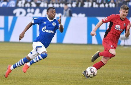Matondo Schalke 04 Bundesliga Comunio Blog
