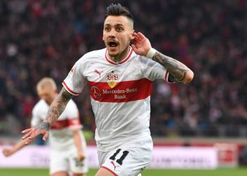 Anastasios Donis vom VfB Stuttgart