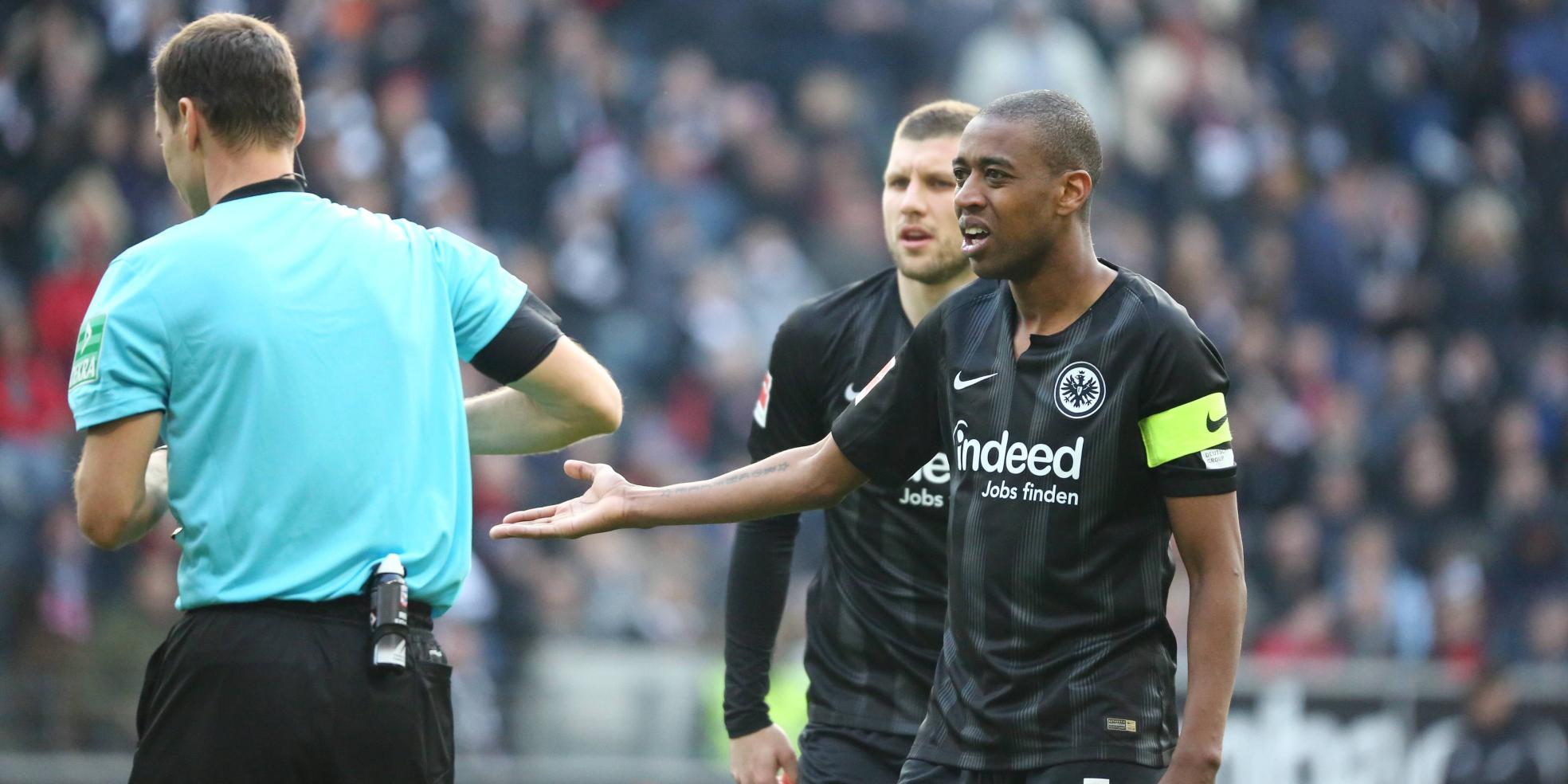 Gelson Fernandes von Eintracht Frankfurt