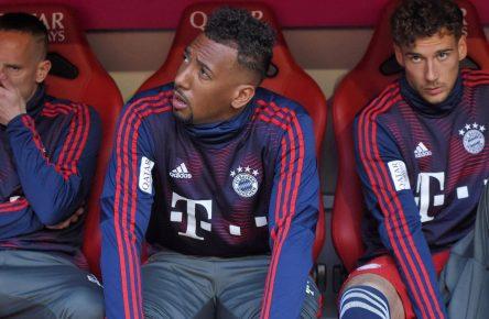 Jerome Boateng vom FC Bayern