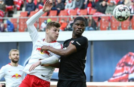 Kevin Danso vom FC Augsburg