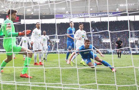 Kramaric Jarstein Hertha Hoffenheim Saisonendspurt Bundesliga Cropped