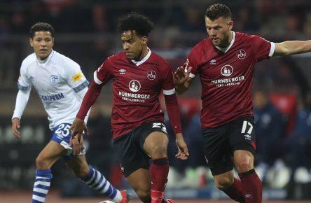 Nürnberg Matheus Pereira Eduard Löwen bleiben sie in der Bundesliga Cropped